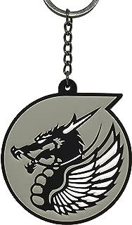「自衛隊大作戦」ラバーキーホルダー No.16 航空自衛隊 第303飛行隊