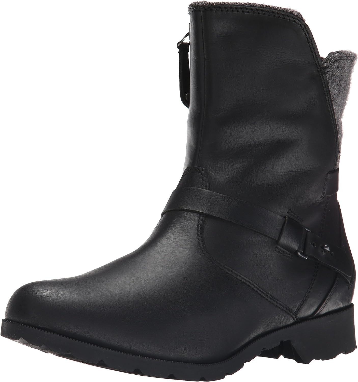 Teva Women's W Delavina Low Wool Mid Calf Boot