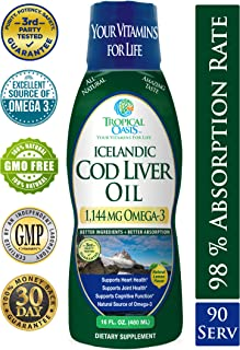 Best holland and barrett cod liver oil omega 3 Reviews