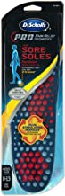 Dr. Scholl's P.R.O. Pain Relief Orthotics for Sore Soles - Men's, Size 8 - 13