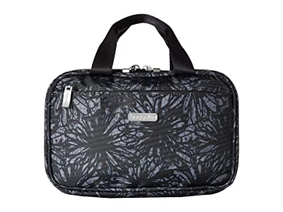 Baggallini Legacy Hanging Travel Kit (Onyx Floral) Travel Pouch