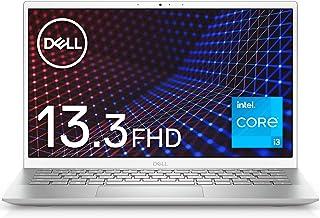 Dell モバイルノートパソコン Inspiron 13 5301 シルバー Win10/13.3FHD/Core i3-1115G4/8GB/256GB/Webカメラ/無線LAN MI533A-AWLS【Windows 11 無料アップグレー...