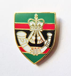 British Army The Rifles Pin Badge - MOD Approved