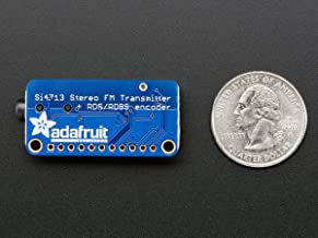 Adafruit Stereo FM Transmitter with RDS/RBDS Breakout - Si4713