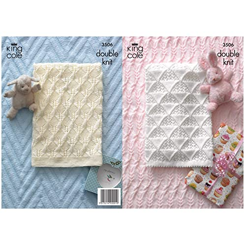 1c60caf07 Babies Blanket Knitting Patterns  Amazon.co.uk