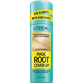 Amazon Com L Oreal Paris Magic Root Cover Up Gray Concealer Spray