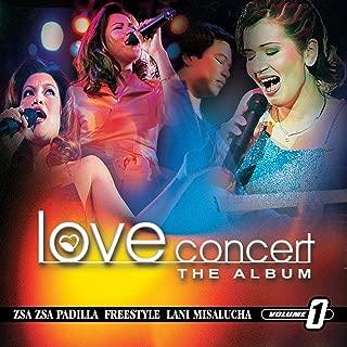 Love Concert the Album, Vol. 1