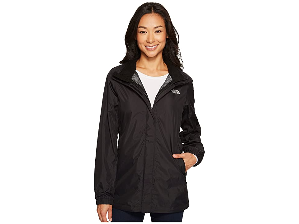 The North Face Resolve Parka (TNF Black/Foil Grey) Women