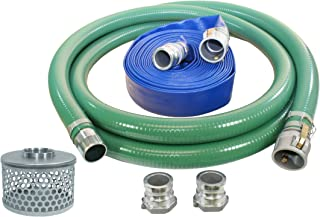 green pvc suction hose