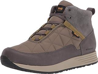 Teva Men's Wedge Sport Sandal, Grey Olive, US:7.5