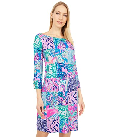 Lilly Pulitzer UPF 50+ Sophie Dress (Multi Patch To Match) Women