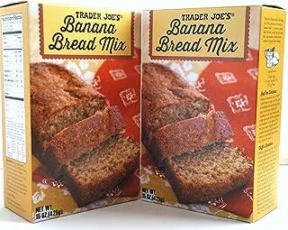 Trader Joe's - Banana Bread Mix - Net Wt. 15 Oz (425g) - 2 Boxes