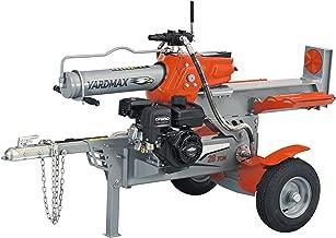YARDMAX YS2865 28 Ton Half Beam Gas Log Splitter, 4-Way Wedge, Briggs & Stratton, CR950, 6.5HP, 208cc