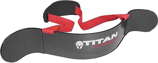 Titan Heavy Duty Arm Isolator Blaster Body Building Bomber Bicep Curl Triceps