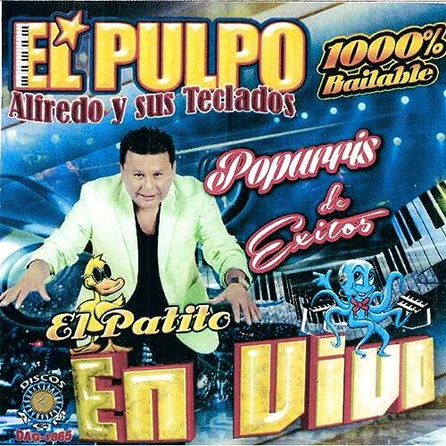 La Cumbia del sapito de Alfredo El Pulpo Y Sus Teclados en Amazon ...