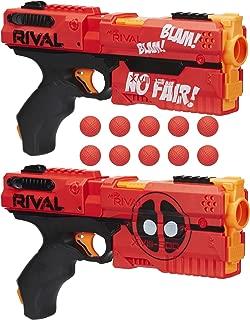 NERF–No Rival Kronos Deadpool Figurine, e0861