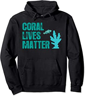 Coral Lives Matter Saltwater Reef Tank Enthusiast Shirt
