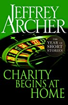 Charity Begins at Home: The Year of Short Stories – April (English Edition)