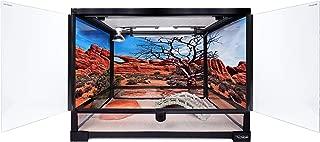 Carolina Custom Cages Terrarium, Medium 24Lx18Dx18H; Easy Assembly
