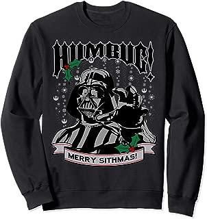 Star Wars Darth Vader Humbug Sithmas Christmas Sweatshirt