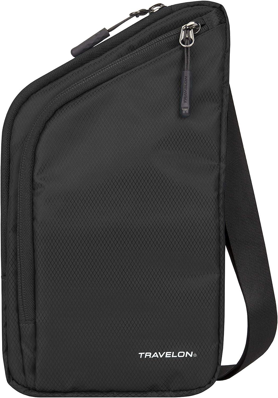 Travelon: World Travel Essentials Slim Crossbody Bag