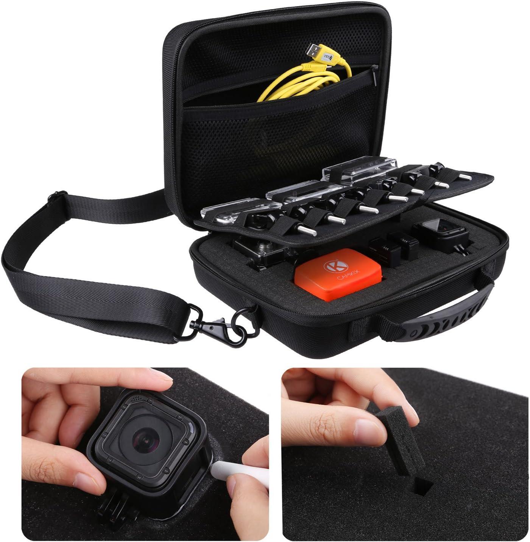 Camkix Kamera Und Zubehörtasche Kompatibel Mit Gopro Kamera