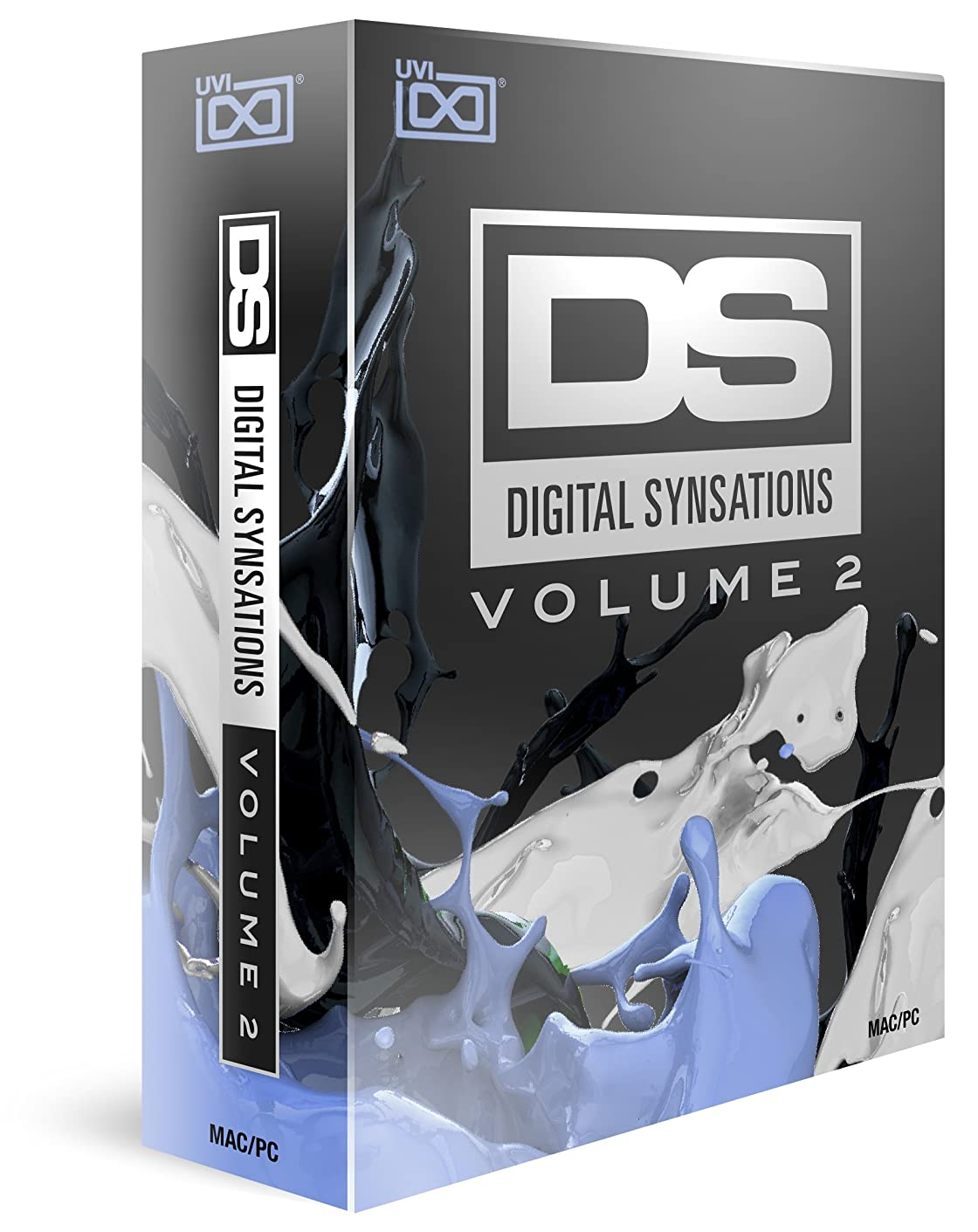 一致劇的スピンDigital Synsations Vol. 2-シンセ音源
