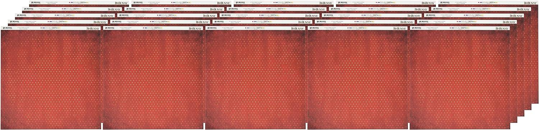 Vintage Double Dot Double-Sided Cardstock 12 X12 X12 X12 -Wild Berry B007P56ZM0 | Bestellung willkommen  615c74