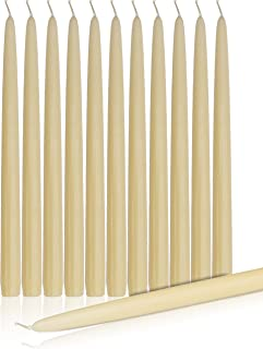 Higlow Dripless Taper Candles 10