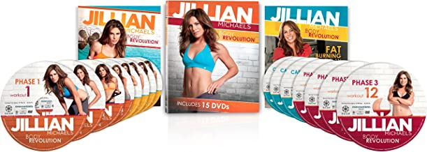 jillian michaels revolution workout