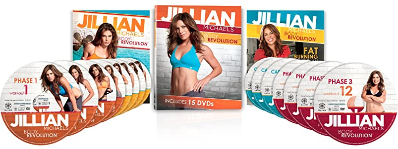 Jillian Michaels Body Revolution nbfvizhl002058