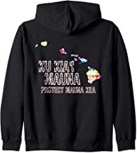 No TMT Ku kiai-Mauna defend Mauna Kea Zip Hoodie