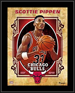 Scottie Pippen Chicago Bulls 10.5