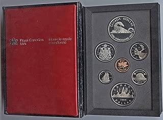 Canada 1986 Double Dollar Proof Set