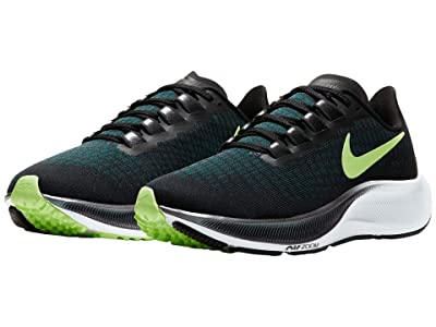 Nike Air Zoom Pegasus 37 (Black/Ghost Green/Valerian Blue) Women
