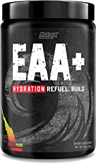 Sponsored Ad - Nutrex Research EAA Hydration | Sports Recovery Drink Mix, Rebuild Muscle, Prevent Cramps & Soreness | 8 Gr...