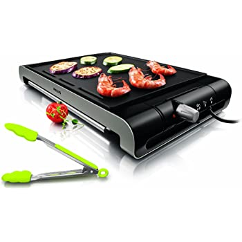 Philips HD441920 Plancha Grill 2300 W Thermostat