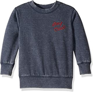 Boys' Long Sleeve Crewneck Sweatshirt