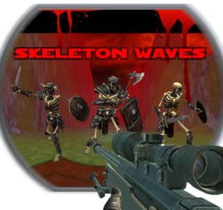 Zombie Shooter Waves 3D - FPS Action Game