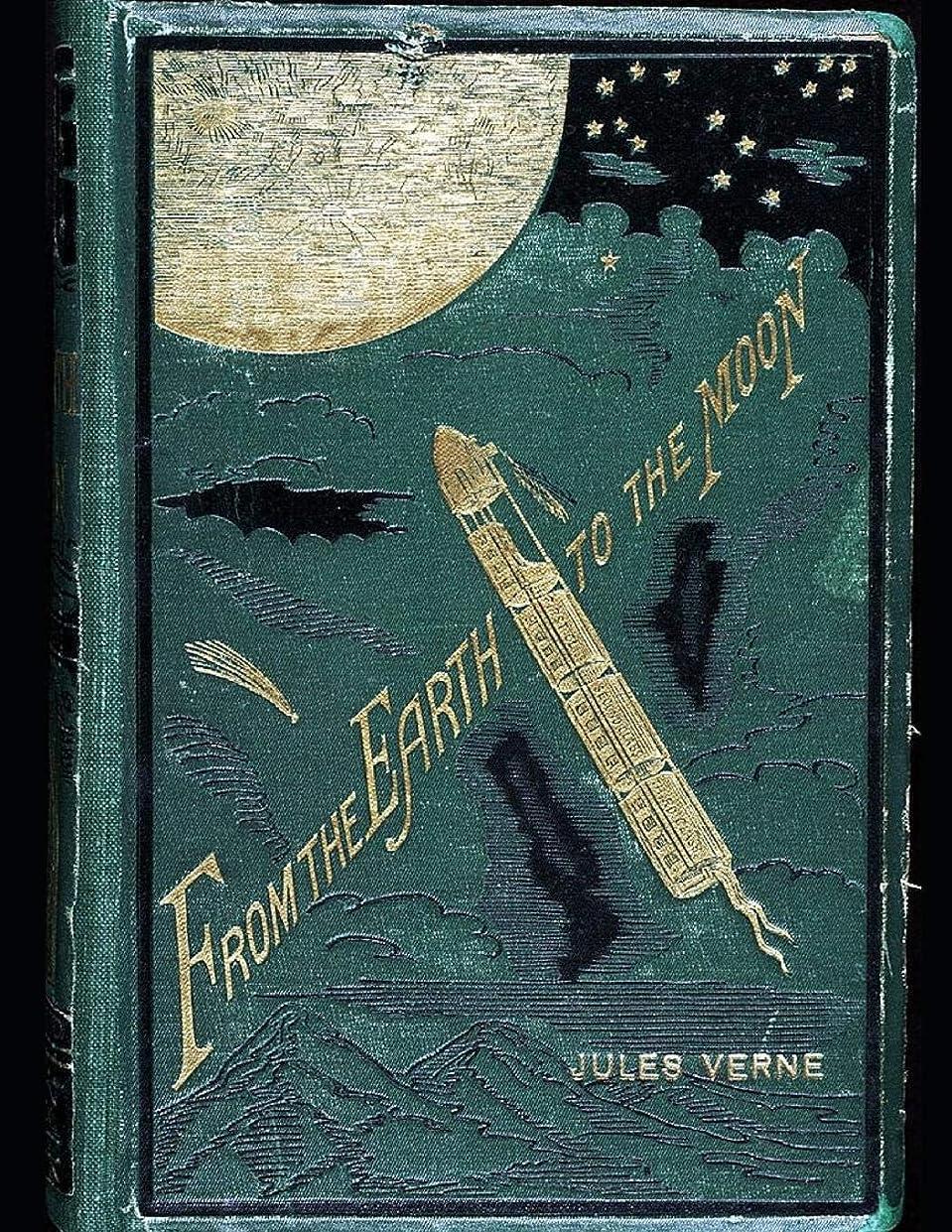 寛容お酢シンクFrom The Earth To The Moon: The Evergreen Classic Story (Annotated) By Jules Verne.