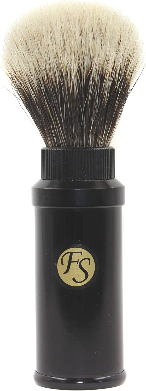 Frank Shaving Travel Financial sales sale Import Finest Best Bristle Badger Brush B