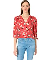 Rebecca Taylor - Short Sleeve Daniella Top