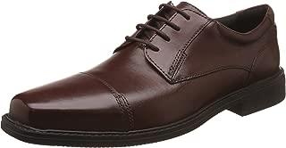 Bostonian by Clarks Men's Wenham Cap Leather Formal Shoes