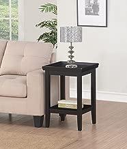 Convenience Concepts End Table, Black
