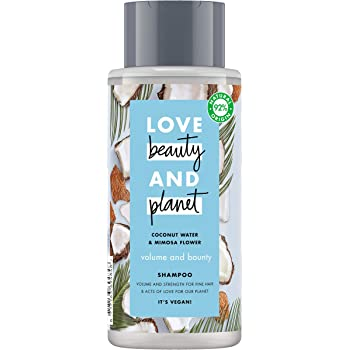 Love, Beauty + Planet Happy & Hydrated Shampoo Sheabutter ...