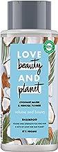 Love Beauty and Planet Champú agua de coco y flor de mimosa Volume and Bounty - 400 ml
