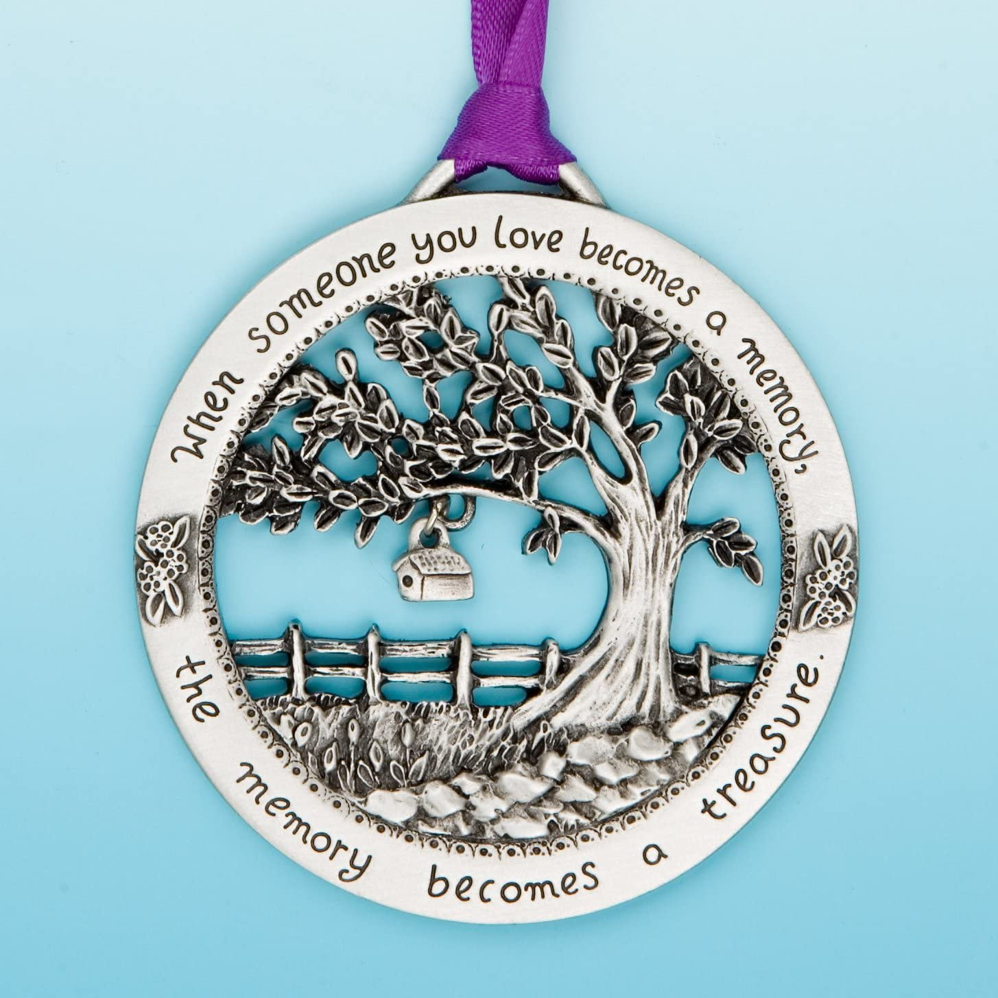 I left you beautiful memories Memorial Ornament Personalized with Photo SALE Christmas Ornament