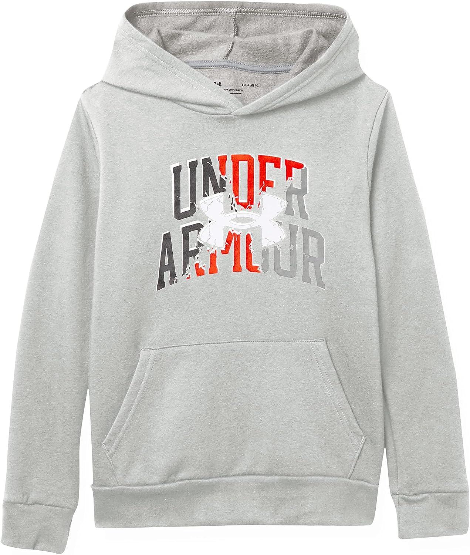 Under Armour Boys' Rival Fleece Layers Hoodie