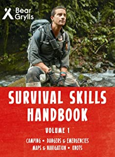 Bear Grylls Survival Skills Handbook