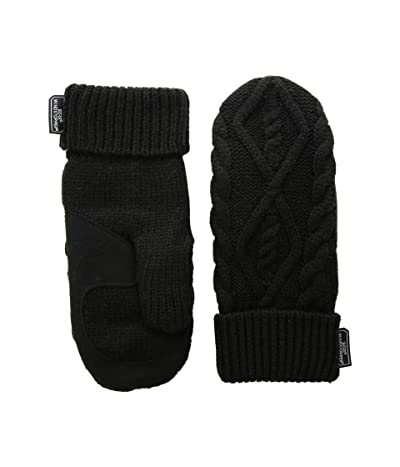 Outdoor Research Lodgeside Mitts (Black) Ski Gloves